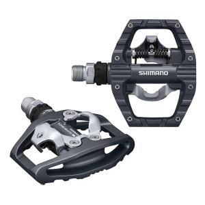 Pedales Automaticos Mtb Dh Shimano Plataforma Eh500 Spd