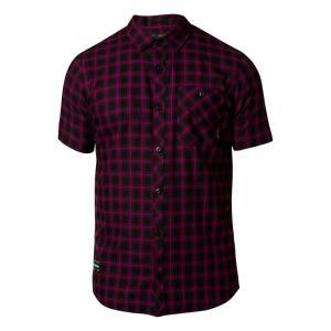 Camisa Mangas Cortas Sarga Algodon Fox Ekins Ss Woven Moto